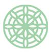WFH symbol circle lighter