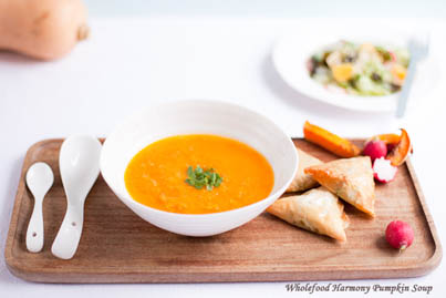 Wholefood Harmony Soup