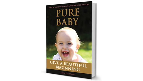 Wholefood Harmony pure baby book retina image for website